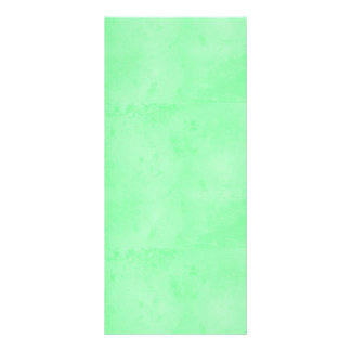 PRECIOUSLY PERFECT MINTY GREEN TEXTURE BACKGROUNDS RACK CARD