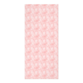 PRECIOUSLY PERFECT PINK CUBES LAYERED TEXTURE BACK RACK CARD