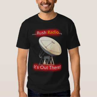 Precipitación T para hombre de radio Playera
