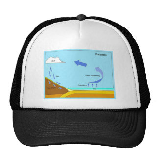 Precipitation Trucker Hat