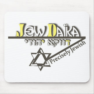 Precisely Jew Mouse Pad