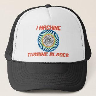 Precision Machinist-Turbine Blades Machinist Hat