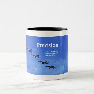 Precision mug
