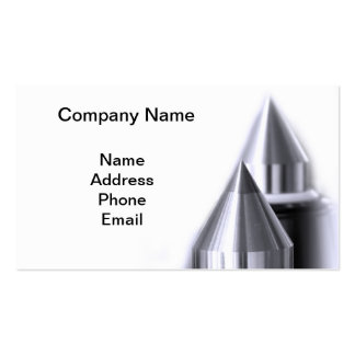 Precision Stainless Steel Products Business Card