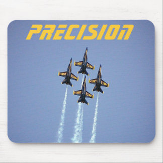 Precision US Navy Blue Angels Mousepad Mouse Pad