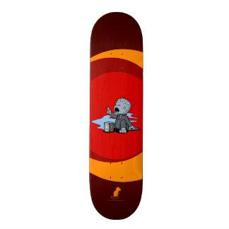Precocious Mouse #4 : Pinhead Skateboard