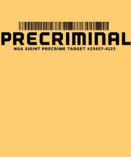 Precriminal Tee Shirt