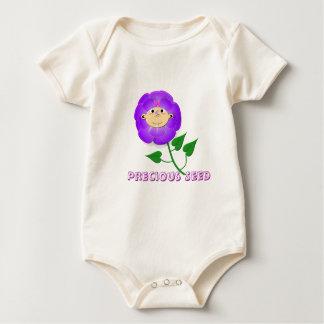 PrecSeedWB,T-Shirt Baby Bodysuit