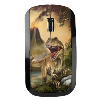 Predator Dinosaur Wireless Mouse