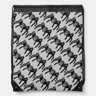Predator Drawstring Backpack