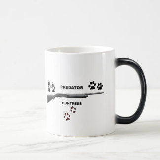 Predator Huntress Magic Mug