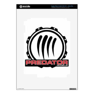 Predator Inc. Gear Logo iPad 3 Decals