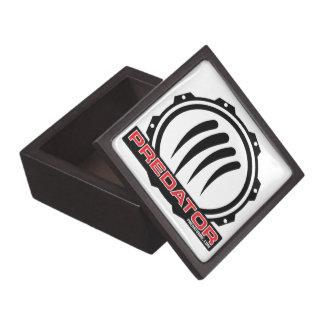 Predator Inc. Gear Logo Jewelry Box
