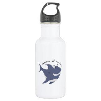 Predator Of The Seas 18oz Water Bottle