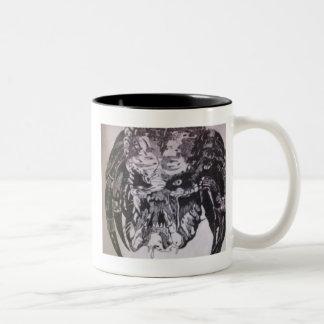 Predator Two-Tone Coffee Mug
