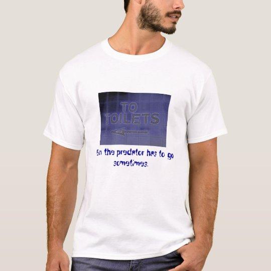 Predators business T-Shirt