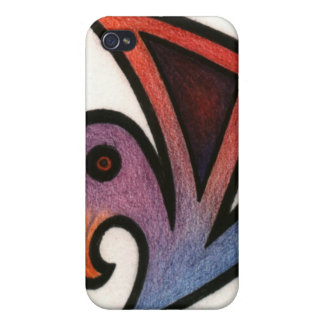 Predatory Bird iPhone Case