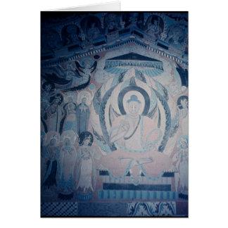 Predicación de Shakyamuni Buda Tarjeta De Felicitación