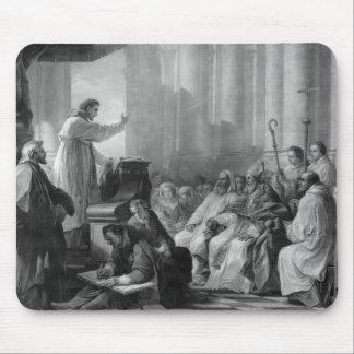 Predicación de St Augustine Alfombrilla De Raton