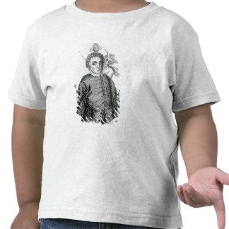 Predicador ardiente del ejército de Hugh Peter Camiseta