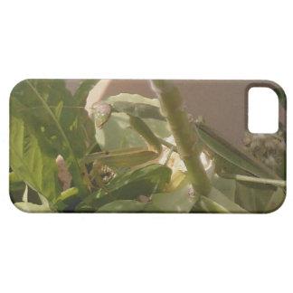 Predicador camuflado iPhone 5 carcasa