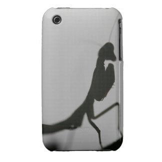 Predicador en negro Case-Mate iPhone 3 coberturas