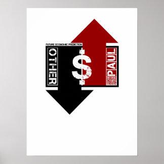 Predicción económica futura - Rev Poster de Ron P