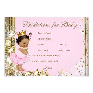 """Predicciones y consejo de los chicas para la invitación 3.5"""" x 5"""""""