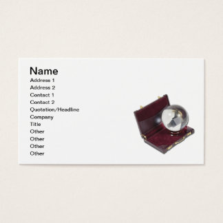 Predicting Secure Business Business Card