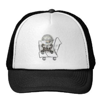 PredictingShoppingSavy090409 Trucker Hat
