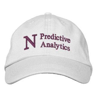 Predictive Analytics Hat Embroidered Baseball Caps
