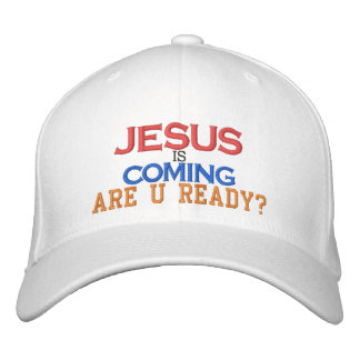 Predique el gorra gorra de beisbol bordada