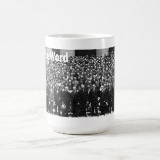 Predique la taza de la palabra