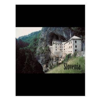 Predjamski Castle Postcard