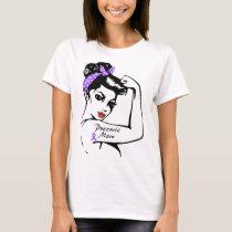 preemie mom cancer t-shirts