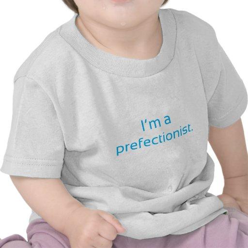 Prefectionist Camisetas