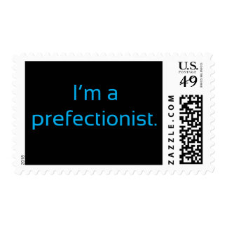 prefectionist postage stamps