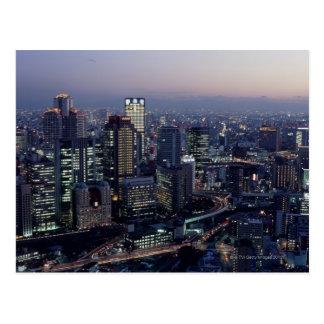 Prefectura de Osaka Tarjetas Postales