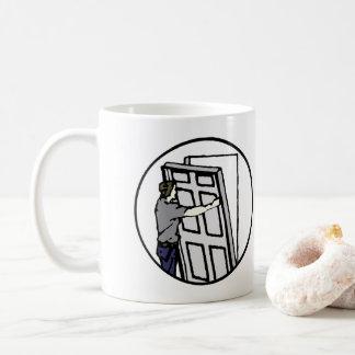 Preferred Services Blue Coffee Mug