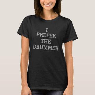 Prefiero al batería playera