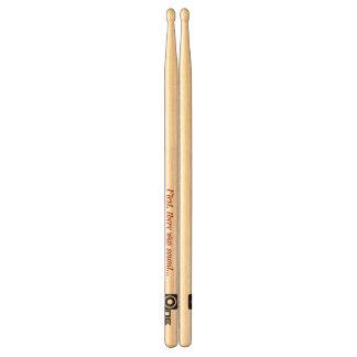 Prefix One Speaker Designed Drum Sticks