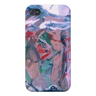 Preg Tunnel Case For iPhone 4