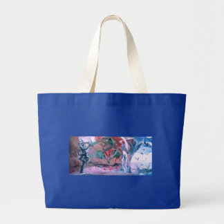 Preg Tunnel Large Tote Bag