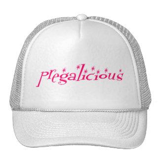 Pregalicious Trucker Hats