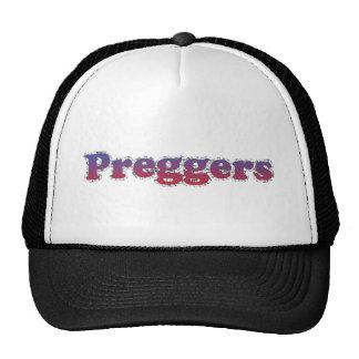Preggers Trucker Hat