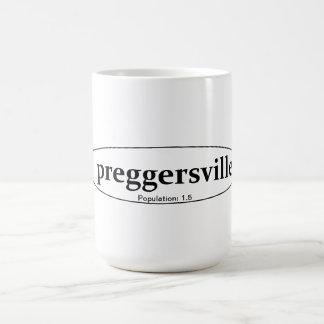 Preggersville: Taza de la población 1,5