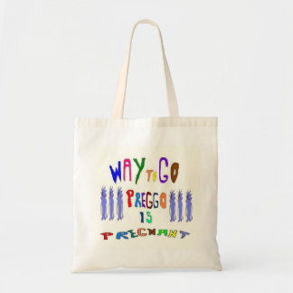 Preggo está embarazada bolsa