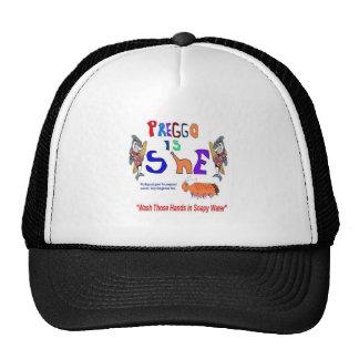 Preggo is SHE Trucker Hats