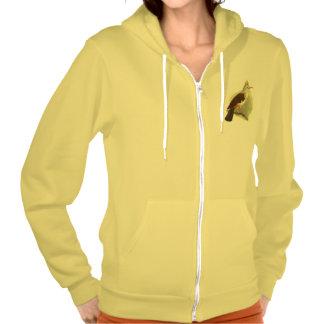 Pregilupus Varius Women's Flex Fleece Zip Hoodie