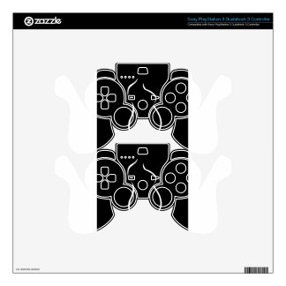 Pregnancy abstract drawing PS3 controller skins